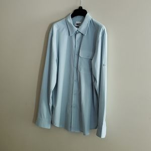 MEC Men's Relaxed Fit Long Sleeve Button Down